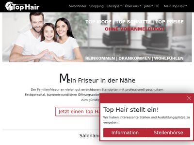 Top Hair - Mein Friseur - Salon - Coiffeur