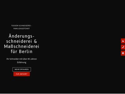Tossem Schneiderei