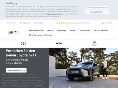 Autohaus Weber GmbH & Co. KG