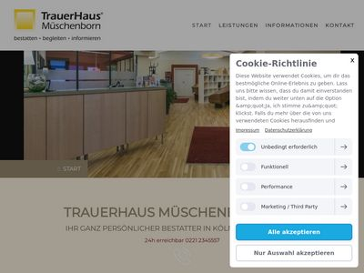 TrauerHaus Müschenborn OHG