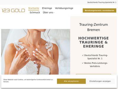 123gold Trauring-Centrum Bremen