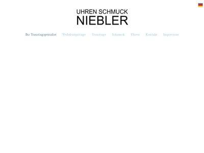 Uhren Schmuck Brigitte Niebler