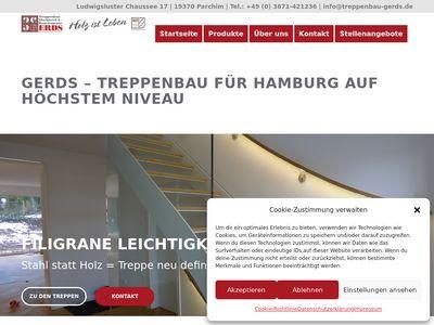 Treppenbau Gerds