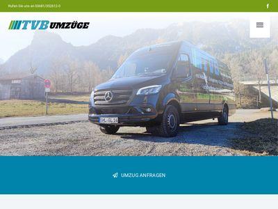 TVB-GmbH-Umzüge