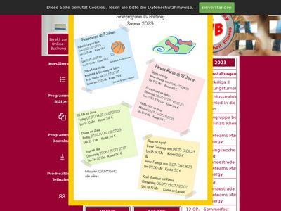 TV Bredeney -Sport-Gesundheit-Fitness