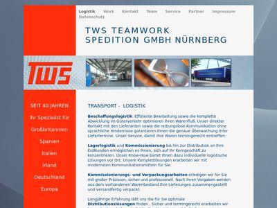 TWS Teamwork Spedition GmbH