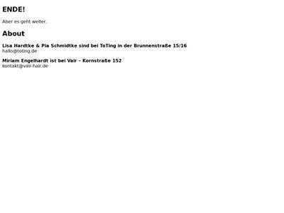 UBEO - über ecken und kanten