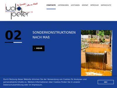 Bauschlosserei Udo Peter GmbH