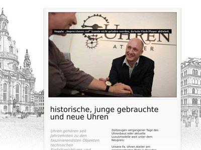 UHREN-ATELIER Daniel Gehm