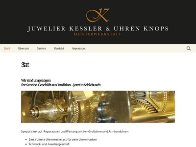 Uhren Knops e. Kfm. Inhaber Bernd Schommer