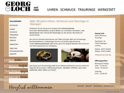 Loch Georg Juwelier Uhren Schmuck Beste…