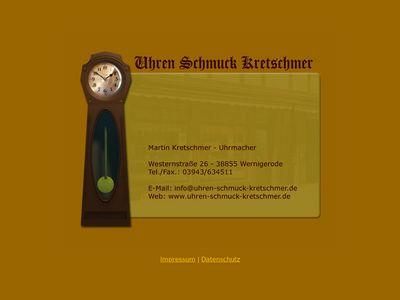 Werner Kretschmer