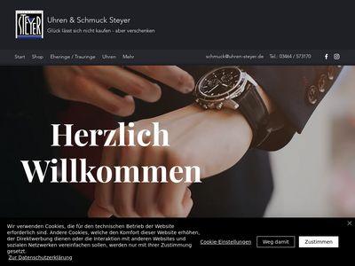 Uhren & Schmuck STEYER