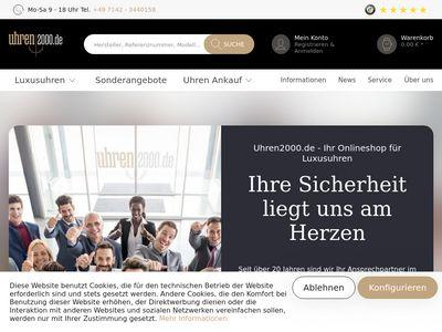Uhren2000 GmbH