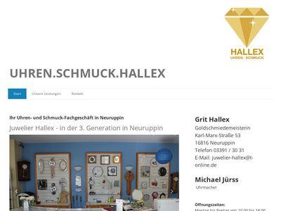Juwelier Hallex