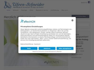 Uhren-Schneider