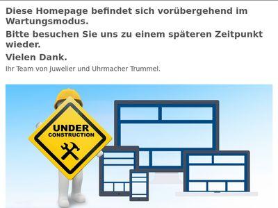Uhrmacher & Juwelier Trummel