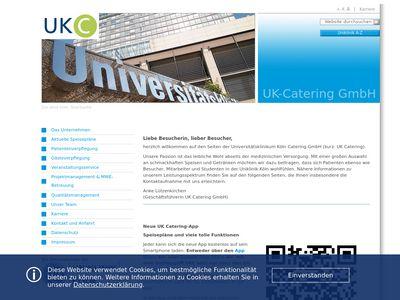 Universitätsklinikum Köln Catering GmbH