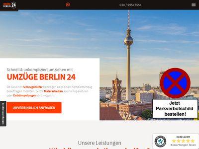 Umzüge Berlin24