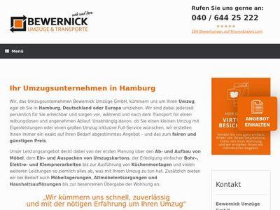 Bewernick Umzüge GmbH