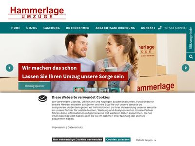 Albert Hammerlage GmbH Umzüge