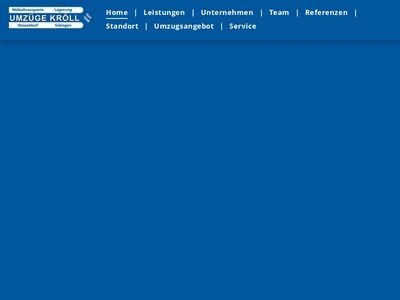 Umzüge Kröll GmbH & Co. KG