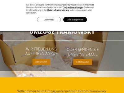 Umzüge Brehm-Tramowsky