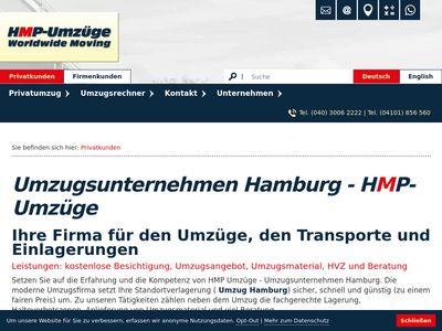 HMP Umzüge GmbH & Co. KG