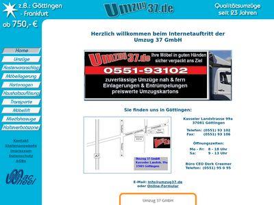 Umzug 37 GmbH