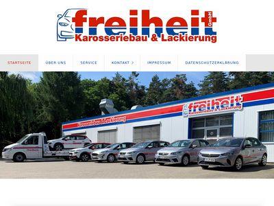 Freiheit Karosseriebau & Lackierung GmbH