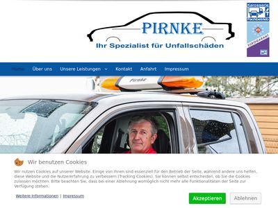 Unfallschaden-Fachbetrieb Pirnke