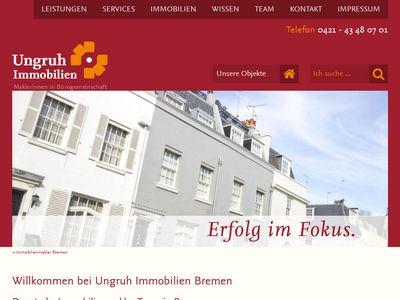 Ungruh Immobilien Bremen