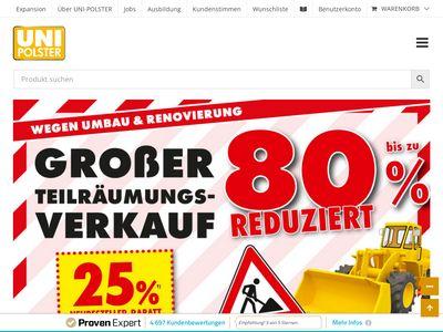 Uni-Polster Handels GmbH