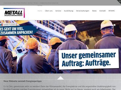 Unternehmerverband der Metallindustrie e.V.