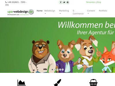 UPA Webdesign