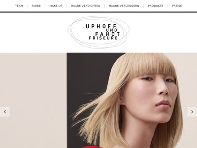 Uphoff und Fahdt Friseure