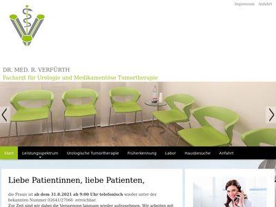 Dr. med. Roman Verfürth Arzt
