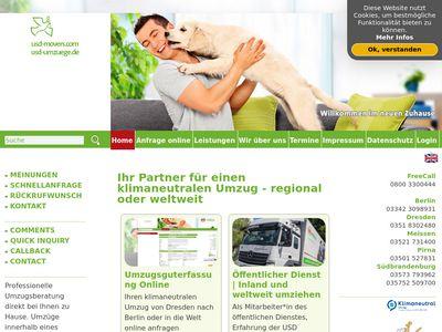 USD UMZÜGE   SERVICES GmbH