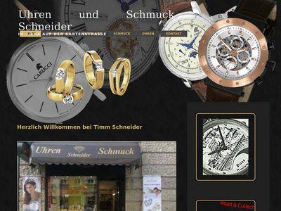 Uhren und Schmuck Schneider