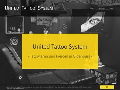 United Tattoo System Oldenburg