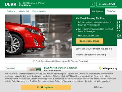 AXA Versicherung Reiner Nowak