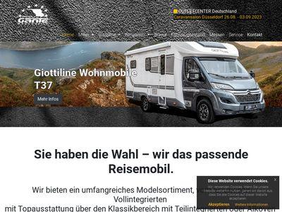 Uwe Gante Reisemobile