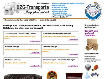 UZG-Transporte