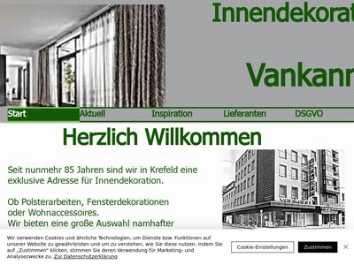 Vankann GmbH Innendekoration