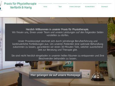 Physiotherapie Verfürth & Harig
