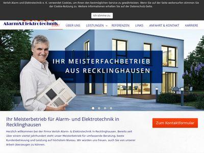 Gregor Verloh Alarm & Elektrotechnik