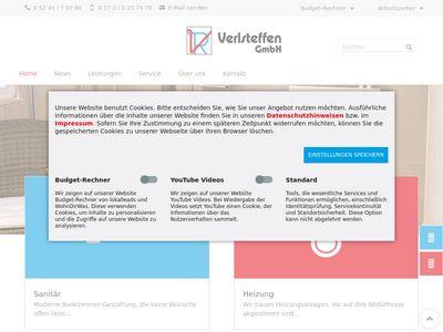 Verlsteffen Haustechnik GmbH