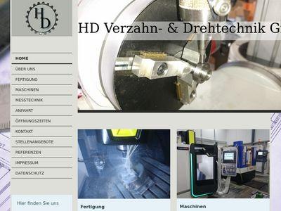 HD Verzahn- & Drehtechnik GmbH