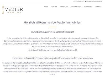 Vester Immobilien Krefeld