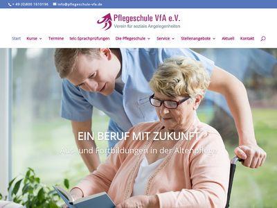 Verein zur Förderung der Altenpflege e.V.